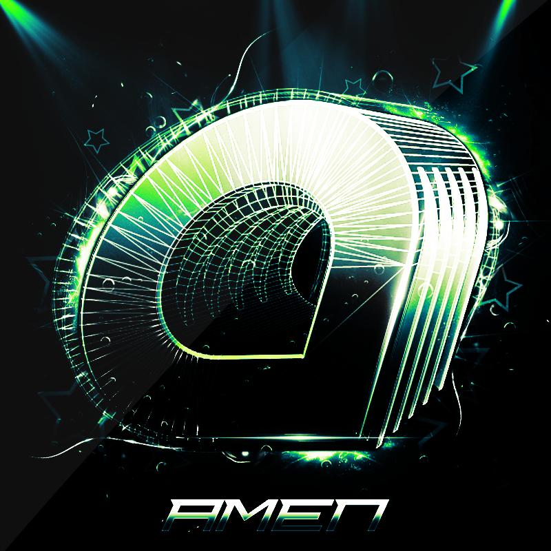 Amen Logo Concept by MikoDzn