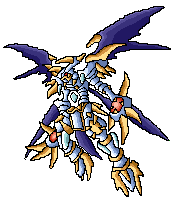 Dynasmon X (White) by Yggdrasil07