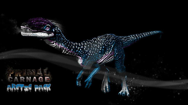 dilophosaurus primal carnage - photo #26
