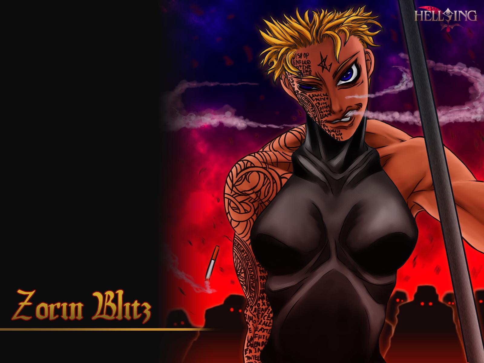 Zorin Blitz by ChronoTata