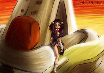 Yuriko Omega by ChronoTata