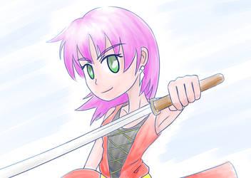 Princess Raeka by ChronoTata