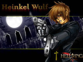 Heinkel Wulf by ChronoTata