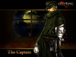 The Captain by ChronoTata