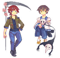 Commission: bear-bears by Sychandelic