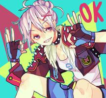 OK by Sychandelic