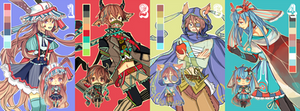 ADOPTABLE AUCTION: [closed]