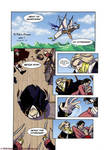 To Kill a Dragon pg.1 by SmudgeDragon