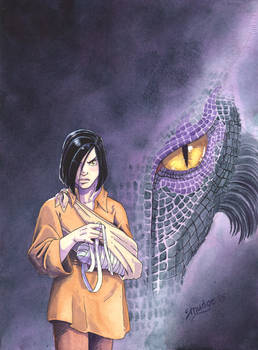 To Kill a Dragon GN Cover