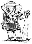Elephant Lorica Segmentata