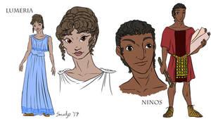 Lumeria and Ninos