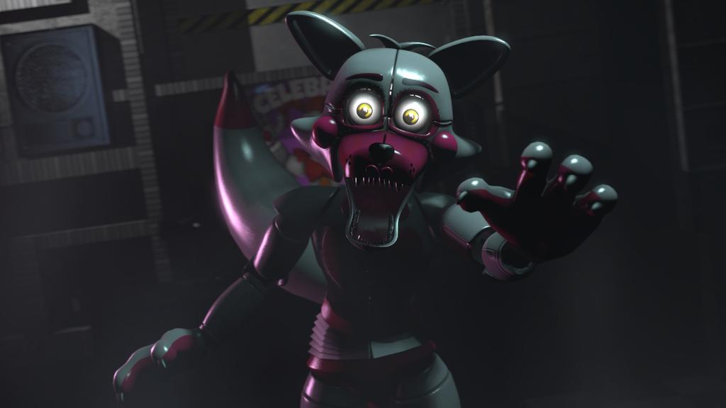 funtime foxy sfm by - photo #21