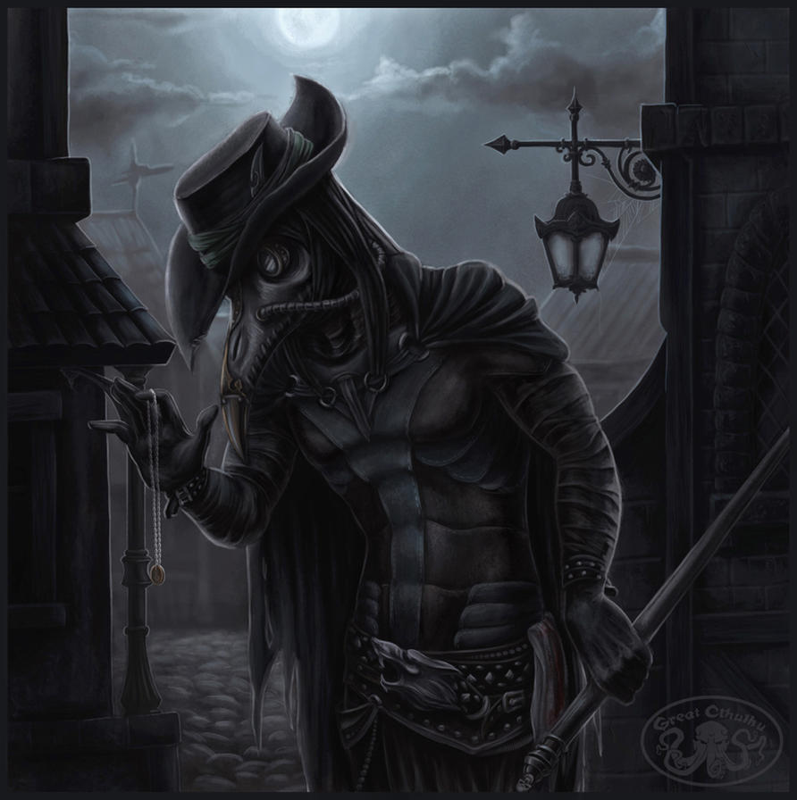 Steampunk Plague Doctor by Cthulhu-Great on DeviantArt
