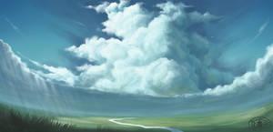 Landscape  study v.1