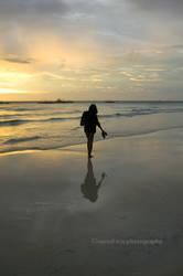 Beach Walk by narodski