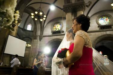 Here Comes The Bride by narodski