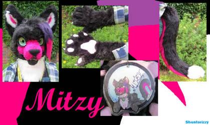 ~Shuntorizzy Studio~ Mitzy (commission)