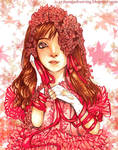 Roses girl