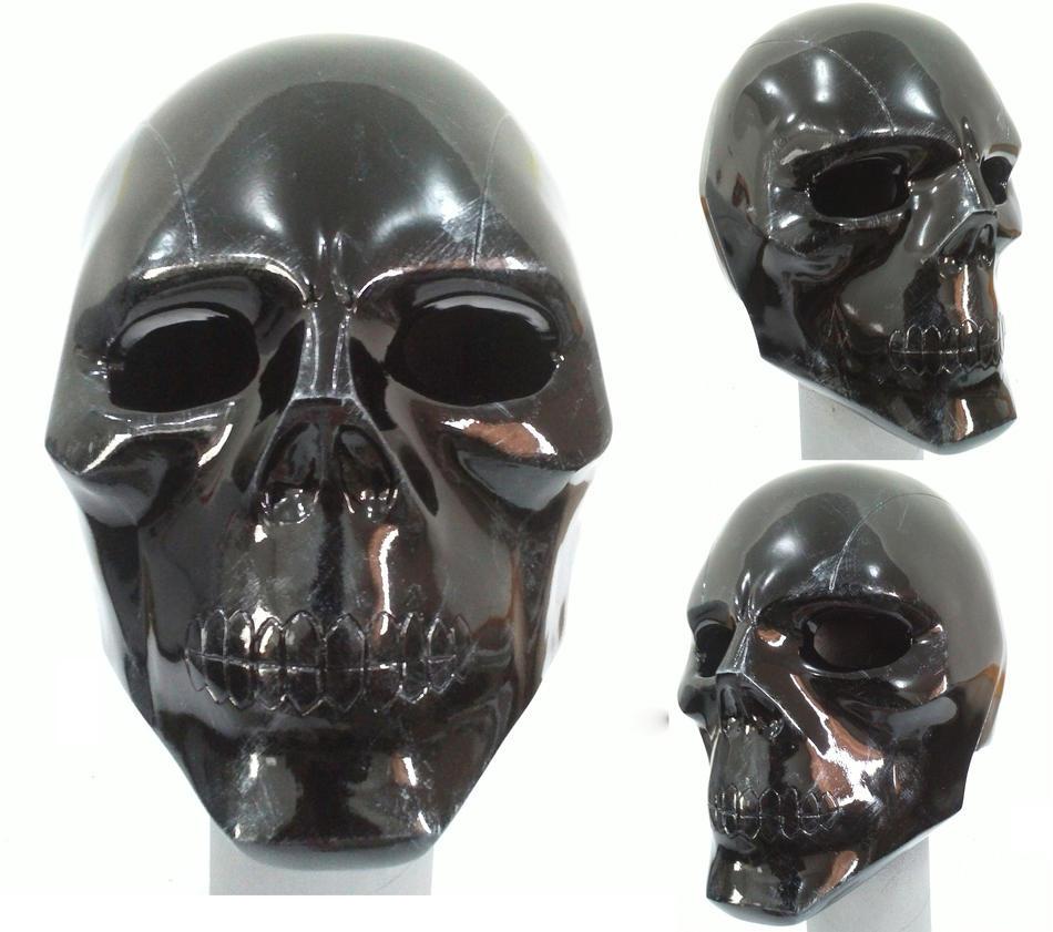 [DC] Black Mask Custom Made by ReplicanteCustom