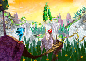 Hive Hill (Sonic the hedgehog)