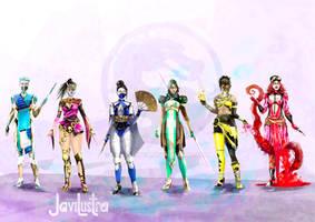 MK f. ninjas