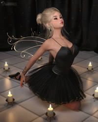 VA2017: Black Swan by VAlzheimer