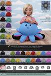 VA2018: Octopus Plush Toy Free 3D Model - Sheet 2