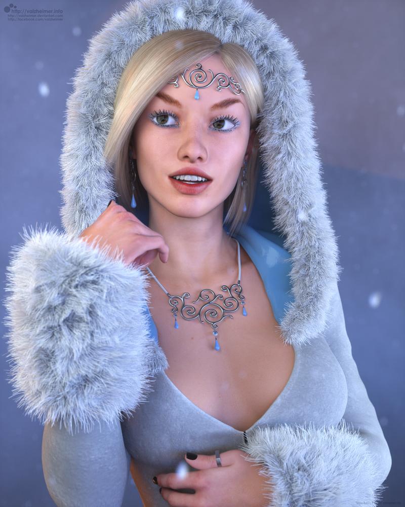 VA2018: Snow Bunny II by VAlzheimer