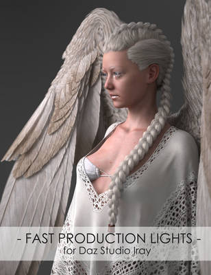 Fast Production Lights for Iray - Available at Daz by VAlzheimer