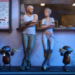 VA2019: Burger Joint by valzheimer