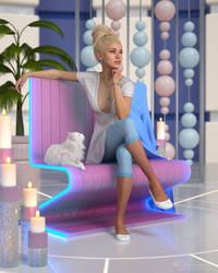 VA2021: Dream In Pastel by valzheimer