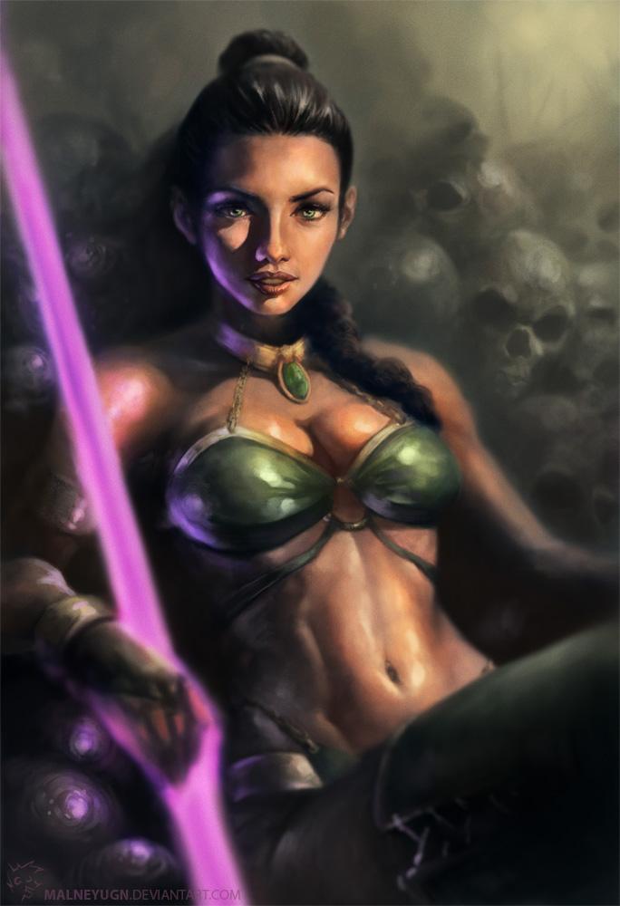 Jade by malneyugn
