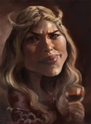 Cersei by lamwin