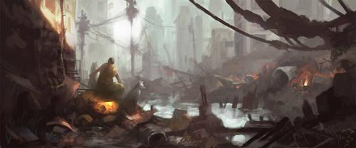 Monk by lamwin