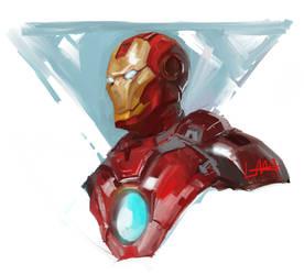 Ironman by lamwin