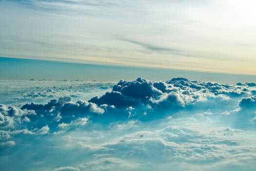 Clouds Above