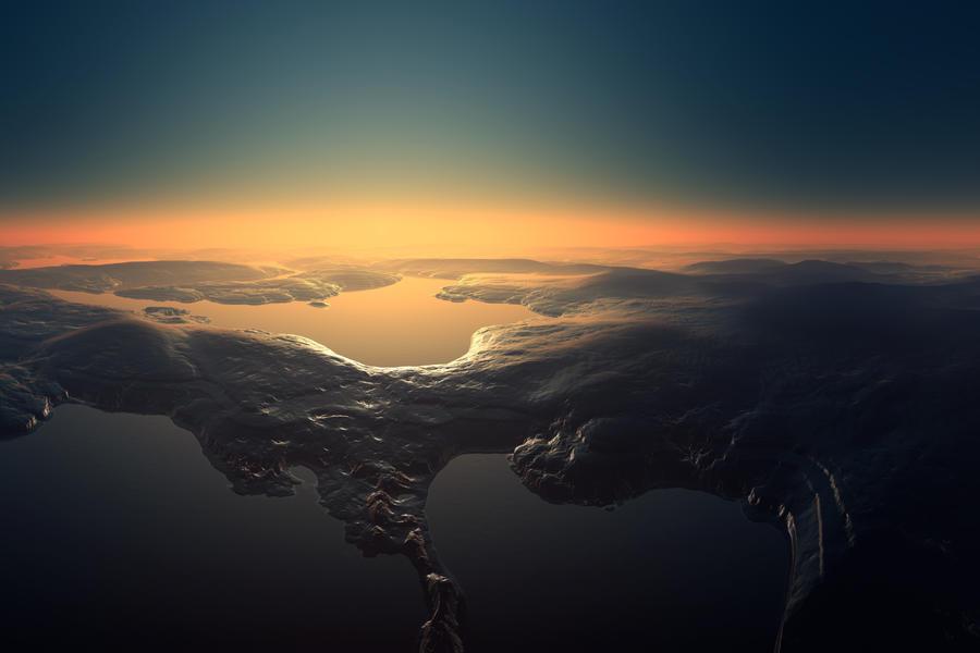 Stock: Landscapes 5 by Skybase