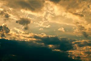 Clouds Below 6 by Skybase