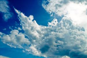 Clouds Below 10 by Skybase