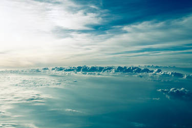 Clouds Above 3 by Skybase