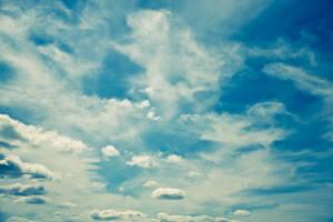 Clouds Below 11 by Skybase