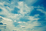 Clouds Below 11