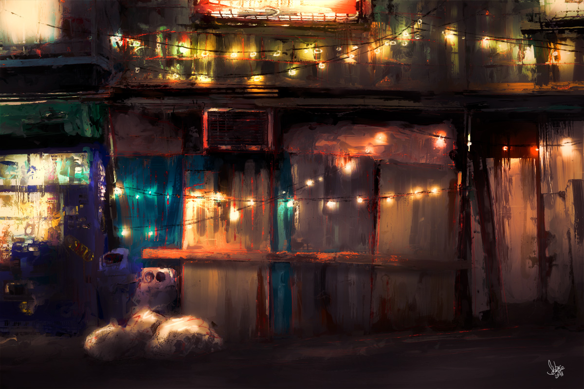 Night Light by Skybase