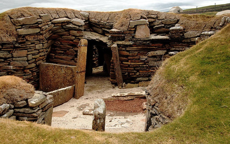 Neolithic House By Barefootliam On DeviantART