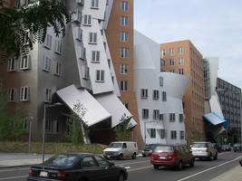 Gehry in Cambridge MA