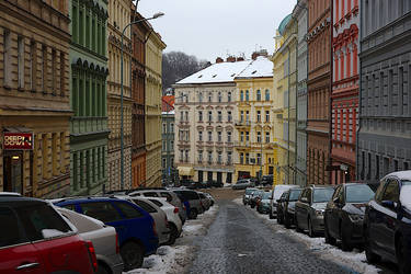 Prague Deep Down by barefootliam