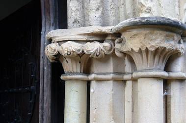 Oxford Pillars