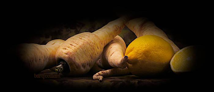 Lemon Parsnips