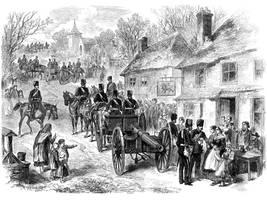 1st Middlesex Artillery, 1870
