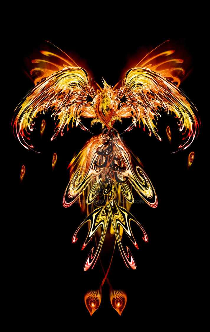Phoenix by rockgem